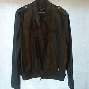 Inc leather jacket